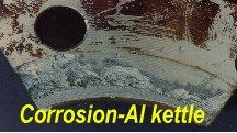 kettle corrosion